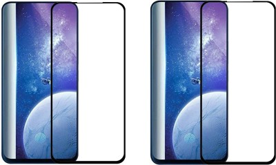 Novo Style Edge To Edge Tempered Glass for OPPO F11 Pro, OPPO K3, Realme X(Pack of 1)