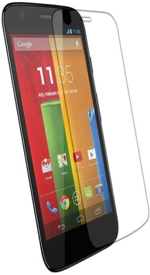 Richuzers Tempered Glass Guard for Moto G 1st Generation(Pack of 2)