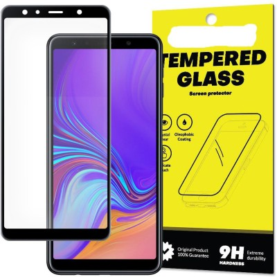Aspir Tempered Glass Guard for Samsung Galaxy A7 2018 Edition(Pack of 1)