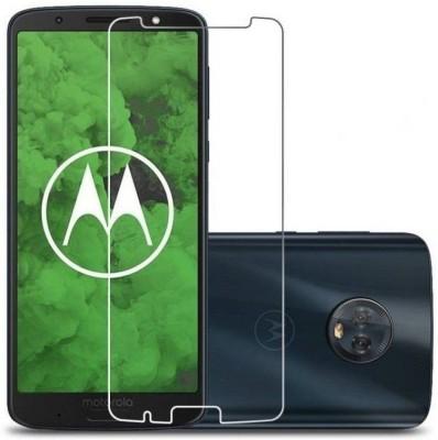 KMP POWER Tempered Glass Guard for Motorola Moto G6 Plus(Pack of 1)