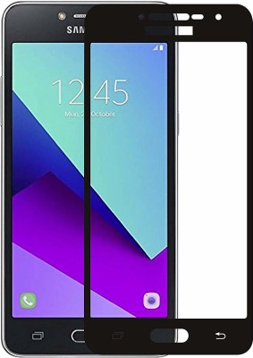 Velfo Tempered Glass Guard for Samsung Galaxy J2 Ace(Pack of 1)