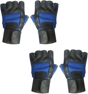S.Blaze COMBO OF GREY BODY BUILDING GYM BAG + BLACK 650ML KNOW PAIN KNOW GAIN + BLACK GYM GLOVES FOR BOTH MEN