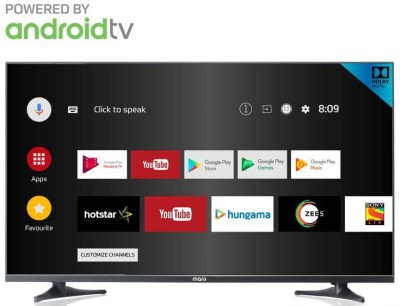 MarQ 43 inch Full HD LED Android Smart TV is a best LED TV under 25000