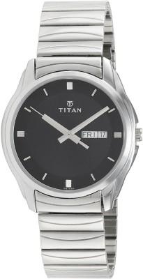 Titan NH1578SM04 Analog Watch   For Men Titan Wrist Watches