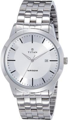 TitanNN1584SM03 Analog Watch   For Men