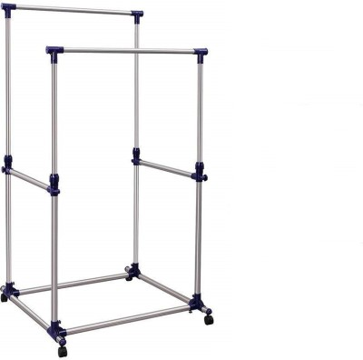 HKC HOUSE Steel Floor Cloth Dryer Stand HKCASDXZCSGEETDFFG-1(1 Tier)