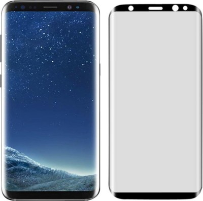 Ultra Clear Edge To Edge Tempered Glass for Samsung Galaxy S8 Plus SM-G955 (6D 9H Tempered Glass)(Full Glue Glass)(Pack of 1)