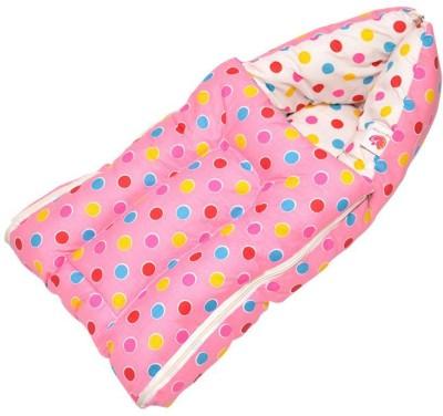Luke and Lilly Baby Sleeping Bag Sleeping Bag(Pink)