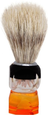 MORGES Professional  With Soft Bristles For Salon Attractive  For Men And Boys 20 Grams Pack Of 1 Shaving Brush
