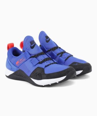 Nike NIKE TECH TRAINER Training & Gym Shoes For Men(Blue) 1