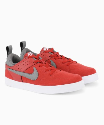 Nike NIKE LITEFORCE III Basketball Shoes For Men(Red) 1