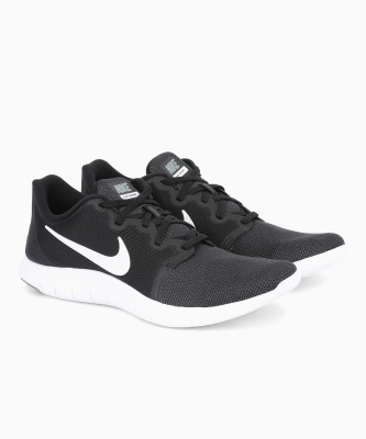 Nike NIKE FLEX CONTACT 2 Running Shoes For Men(Black)
