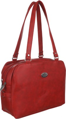 Harvest Bags Women Red Shoulder Bag