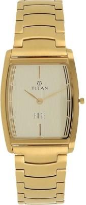 Titan NN1044YM02 Edge Analog Watch - For Men