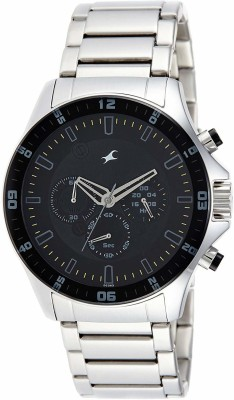 Fastrack ND3072SM01 Chronograph Analog Watch - For Men