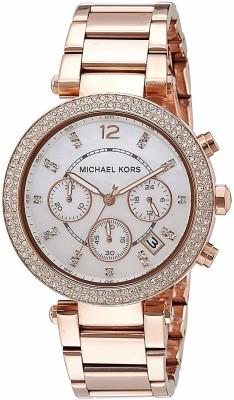 Michael Kors MK5491I PARKER Analog Watch - For Women