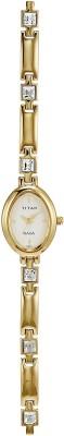 Titan NF9717YM01 Raga Analog Watch   For Women Titan Wrist Watches