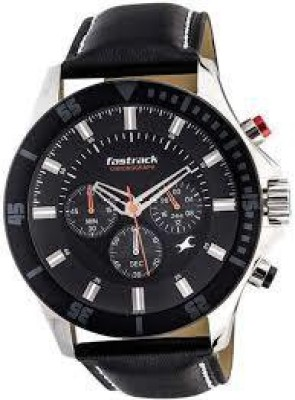 Fastrack ND3072SL02 Big Time Analog Watch   For Men Fastrack Wrist Watches