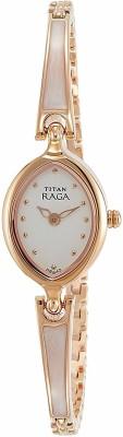 TitanNN2370WM01 Raga Analog Watch   For Women