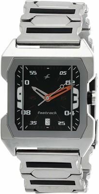 Fastrack NE1474SM02 Analog Watch   For Women Fastrack Wrist Watches