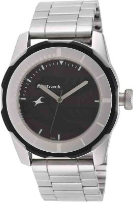 Fastrack NG3099SM04 Analog Watch   For Men Fastrack Wrist Watches
