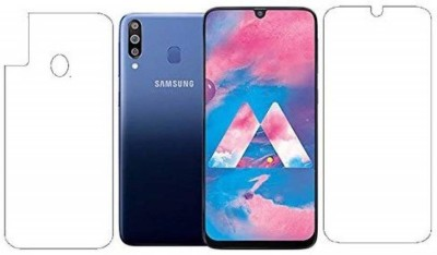 PR SMART Front and Back Tempered Glass for (Flexible), Samsung Galaxy M30, Samsung M30(Pack of 1)