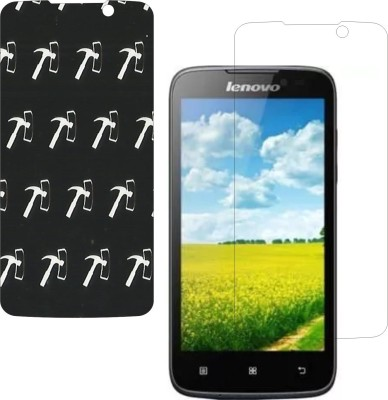 IndiForce Screen Guard for Lenovo A516(Pack of 1)