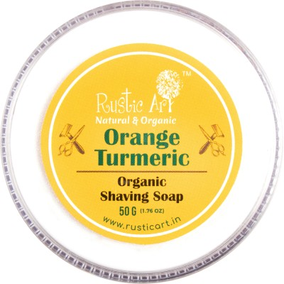 Rustic Art 8906108250052 Shaving Soap(50 g)
