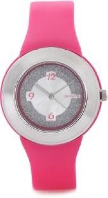 SONATA NH8991PP01CJ Fashion Fibre Analog Watch   For Women SONATA Wrist Watches
