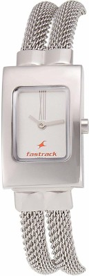 Fastrack NG2049SM09 Basics Analog Watch - For Women