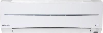 View Panasonic 1 Ton 5 Star Split Inverter AC  - White(CS/CU-TU12VKYW Inverter R32, Copper Condenser) Price Online(Panasonic)