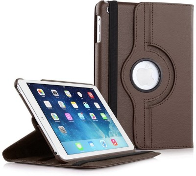 Beebox Flip Cover for Apple iPad Mini 2 / Mini 3 360 Degree Rotating Leather Case Cover(Brown)
