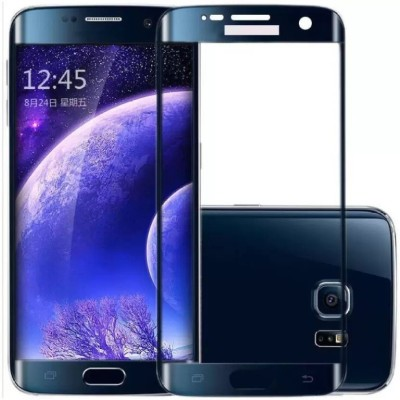 Royal Mobiles Edge To Edge Tempered Glass for Samsung Galaxy S7 Edge(Pack of 1)