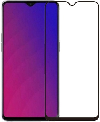Buyday Edge To Edge Tempered Glass for Oppo F9, OPPO F9 Pro, Realme 2 Pro, Realme U1, Realme 3 Pro(Pack of 1)
