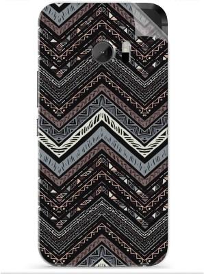Snooky Waves 1237R-SknHtm10 HTC One M10 Mobile Skin(Multicolor)
