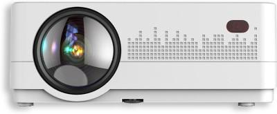 Boss S13 3D Mobile WIFI Full HD Multimedia Portable Projector(White)