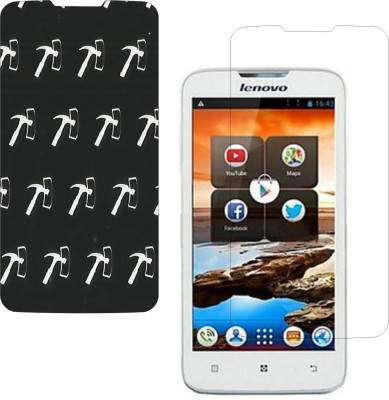 IndiForce Screen Guard for Lenovo A680(Pack of 1)