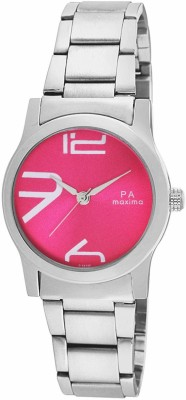 Maxima O-56380CMLI Analog Watch - For Women
