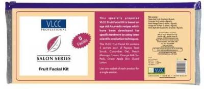 VLCC NEW SALON SERIES FRUIT FACIAL KIT 5 FACIALS