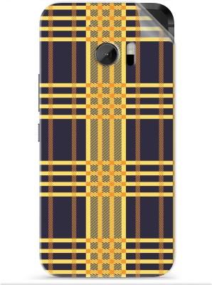 Snooky Checks 1236R-SknHtm10 HTC One M10 Mobile Skin(Multicolor)