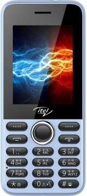 Itel Power 400(Light Blue)