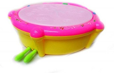TinyTales Flash Drum For Kids  (Multicolor)(Multicolor)