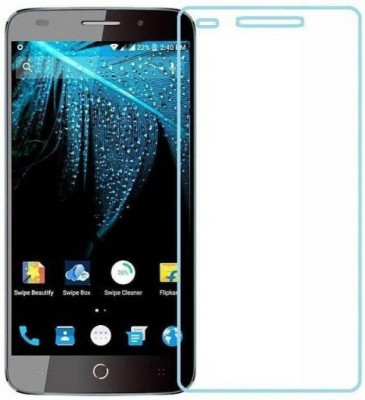 CHAMBU Tempered Glass Guard for Micromax Canvas Duet 2(Pack of 1)