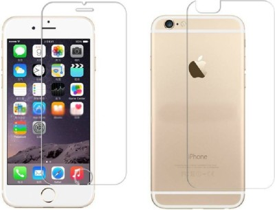 PrintKing Tempered Glass Guard for Front & Back Temper For Apple Iphone 6, Temper For Iphone 6, Iphone 6 Temper(Pack of 2)