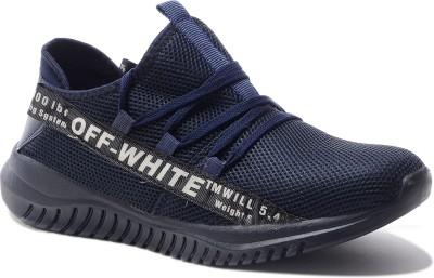 Fila RV Range Motorsport Shoes For Men(White, Navy)