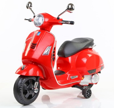 Toyhouse Rechargeable Battery Operated Ride-on scooter for Kids(3 to 7yrs), Red Bike Battery Operated Ride On(Red) at flipkart