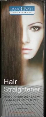 panchvati Hair Straightener Hair Cream(120 ml)