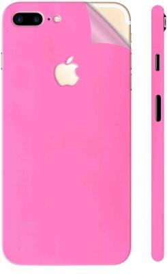 Snooky Apple iPhone 7 Plus Mobile Skin(Pink)