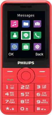 Philips Xenium E168(Red)