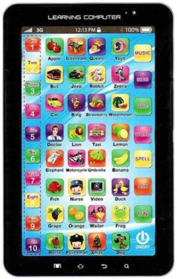vezol Educational Learning Tablet(Multicolor)
